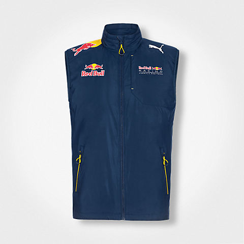 Official Teamline Gilet (RBR16003): Red Bull Racing official-teamline-gilet (image/jpeg)
