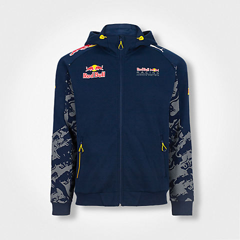 Official Teamline Zip Hoody (RBR16004): Red Bull Racing official-teamline-zip-hoody (image/jpeg)