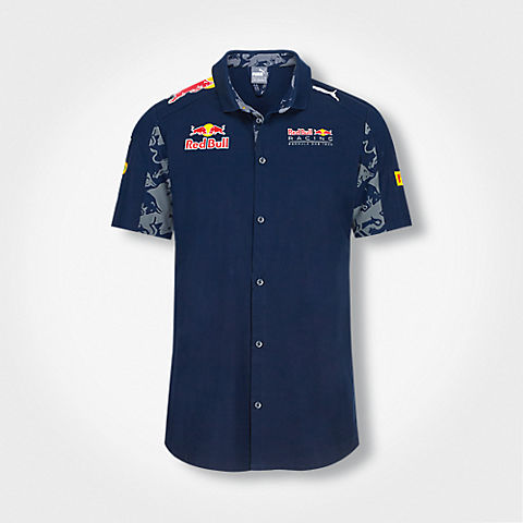 Official Teamline Team Shirt (RBR16005): Red Bull Racing official-teamline-team-shirt (image/jpeg)