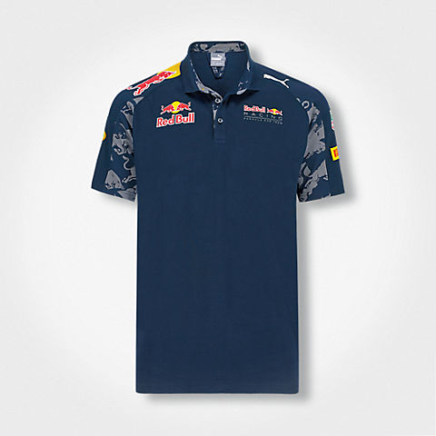 Official Teamline Polo (RBR16006): Red Bull Racing official-teamline-polo (image/jpeg)