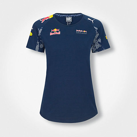 Official Teamline T-Shirt (RBR16010): Red Bull Racing official-teamline-t-shirt (image/jpeg)