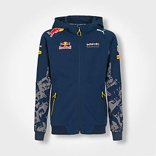 Official Teamline Zip Hoody (RBR16012): Red Bull Racing official-teamline-zip-hoody (image/jpeg)
