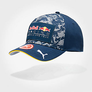 Official Teamline Cap (RBR16015): Red Bull Racing official-teamline-cap (image/jpeg)