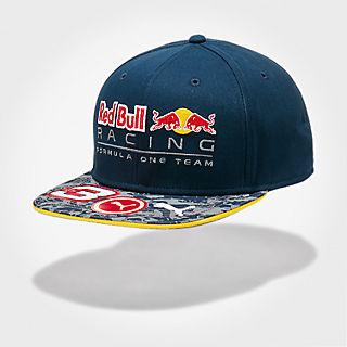 Daniel Ricciardo Driver Cap (RBR16017): Red Bull Racing daniel-ricciardo-driver-cap (image/jpeg)