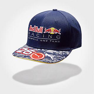 Daniil Kvyat Driver Cap (RBR16018): Red Bull Racing daniil-kvyat-driver-cap (image/jpeg)