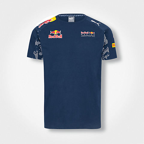 Official Teamline T-Shirt (RBR16049): Red Bull Racing official-teamline-t-shirt (image/jpeg)
