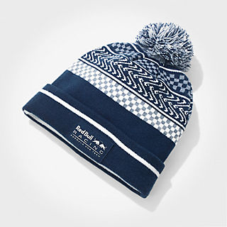 Intermediate Pompon Beanie (RBR16091): Red Bull Racing intermediate-pompon-beanie (image/jpeg)