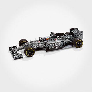 Spark Daniel Ricciardo Camo Test Car 1:18 (RBR16140): Red Bull Racing spark-daniel-ricciardo-camo-test-car-1-18 (image/jpeg)