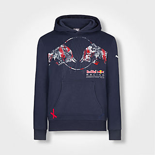 Collage Hoody (RBR17003): Red Bull Racing collage-hoody (image/jpeg)