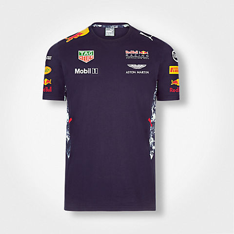 Official Teamline T-Shirt (RBR17050): Red Bull Racing official-teamline-t-shirt (image/jpeg)