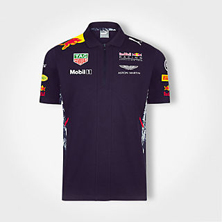 Official Teamline Polo (RBR17051): Red Bull Racing official-teamline-polo (image/jpeg)
