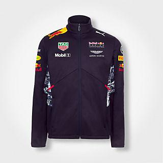 Official Teamline Softshelljacke (RBR17055): Red Bull Racing official-teamline-softshelljacke (image/jpeg)