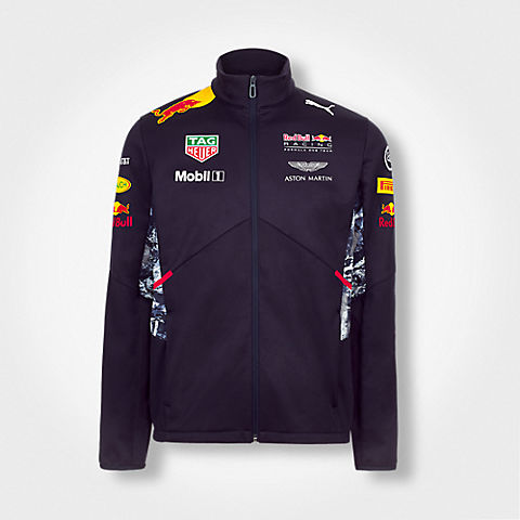 Official Teamline Softshelljacke (RBR17055): Red Bull Racing official-teamline-softshelljacke (image/jpeg)