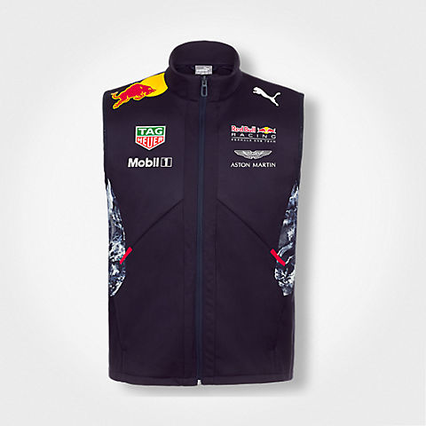 Official Teamline Gilet (RBR17056): Red Bull Racing official-teamline-gilet (image/jpeg)