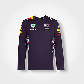 Official Teamline Longsleeve (RBR17061): Red Bull Racing official-teamline-longsleeve (image/jpeg)