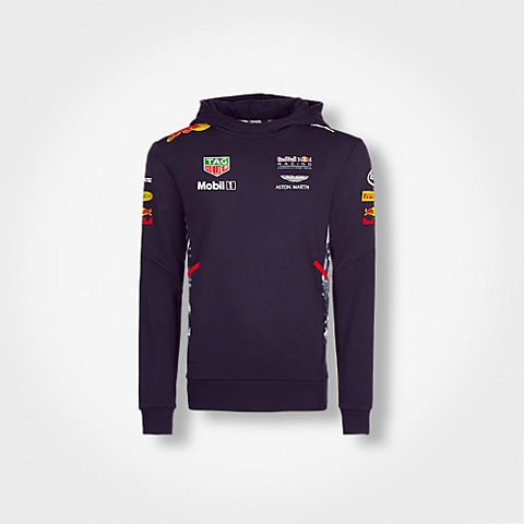 Official Teamline Hoody (RBR17063): Red Bull Racing official-teamline-hoody (image/jpeg)