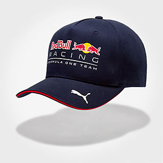 Official Teamline Cap (RBR17064): Red Bull Racing official-teamline-cap (image/jpeg)
