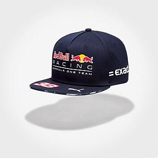 Max Verstappen Driver Flatcap (RBR17071): Red Bull Racing max-verstappen-driver-flatcap (image/jpeg)