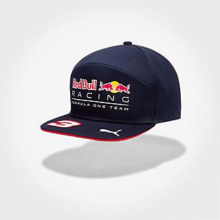 Daniel Ricciardo Driver Flatcap (RBR17072): Red Bull Racing daniel-ricciardo-driver-flatcap (image/jpeg)