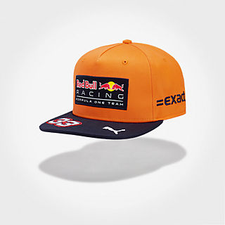 Max Verstappen Orange Flatcap (RBR17100): Red Bull Racing max-verstappen-orange-flatcap (image/jpeg)