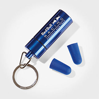 Insignia Earplug Keyring (RBR17181): Red Bull Racing insignia-earplug-keyring (image/jpeg)