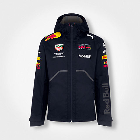 Official Teamline Rainjacket (RBR18001): Red Bull Racing official-teamline-rainjacket (image/jpeg)