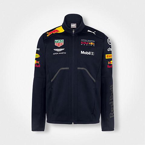 Official Teamline Softshell Jacket (RBR18002): Red Bull Racing official-teamline-softshell-jacket (image/jpeg)