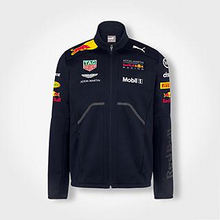 Official Teamline Softshelljacke (RBR18002): Red Bull Racing official-teamline-softshelljacke (image/jpeg)
