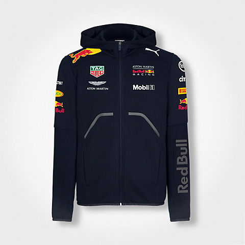 Official Teamline Zip Hoody (RBR18003): Red Bull Racing official-teamline-zip-hoody (image/jpeg)