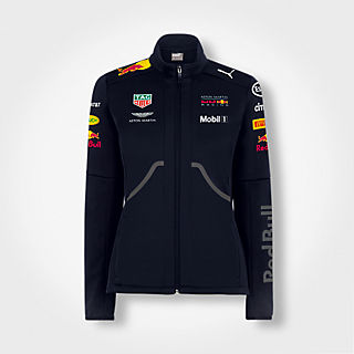 Official Teamline Softshelljacke (RBR18007): Red Bull Racing official-teamline-softshelljacke (image/jpeg)