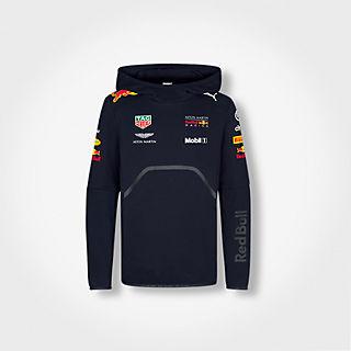 Official Teamline Zip Hoody (RBR18011): Red Bull Racing official-teamline-zip-hoody (image/jpeg)
