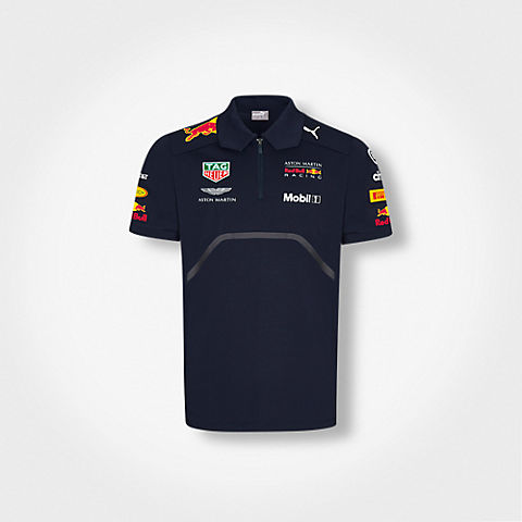 Official Teamline Polo (RBR18012): Red Bull Racing official-teamline-polo (image/jpeg)