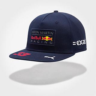 Max Verstappen Driver Flatcap (RBR18015): Red Bull Racing max-verstappen-driver-flatcap (image/jpeg)