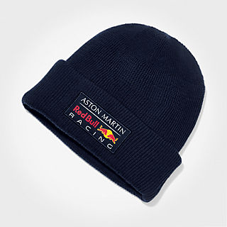 Official Teamline Beanie (RBR18022): Red Bull Racing official-teamline-beanie (image/jpeg)