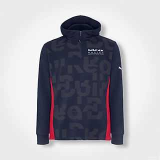 Scatter Half Zip Hoody (RBR18032): Red Bull Racing scatter-half-zip-hoody (image/jpeg)