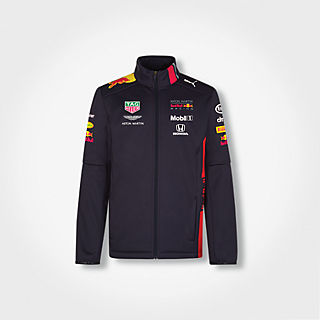 Official Teamline Softshelljacke (RBR19010): Red Bull Racing official-teamline-softshelljacke (image/jpeg)