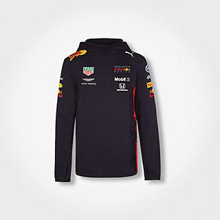 Official Teamline Zip Hoodie (RBR19011): Red Bull Racing official-teamline-zip-hoodie (image/jpeg)