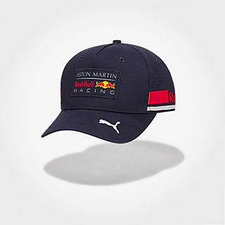 Official Teamline Cap (RBR19015): Red Bull Racing official-teamline-cap (image/jpeg)