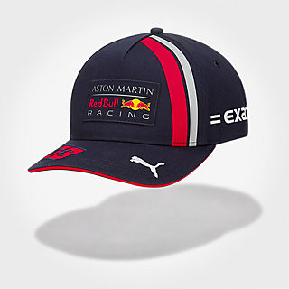 Max Verstappen Driver Cap (RBR19019)  Red Bull Racing max-verstappen-driver 4bbd5a8abae