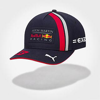 Max Verstappen Driver Cap (RBR19019): Red Bull Racing max-verstappen-driver-cap (image/jpeg)