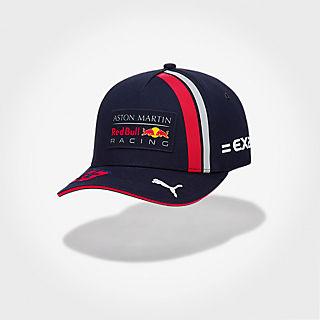 Max Verstappen Driver Cap (RBR19020): Red Bull Racing max-verstappen-driver-cap (image/jpeg)