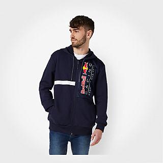 Vert Zip Hoodie (RBR19031): Red Bull Racing vert-zip-hoodie (image/jpeg)