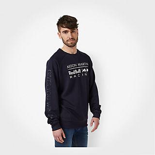 Marque Sweatshirt (RBR19073): Red Bull Racing marque-sweatshirt (image/jpeg)