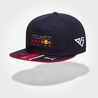 b291c16735888 Pierre Gasly Driver Flat Cap (RBR19169)  Red Bull Racing pierre-gasly-