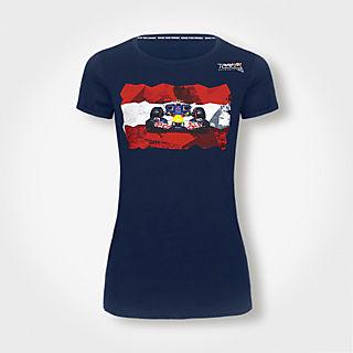 Austrian Flag T-Shirt (RRI15013): Red Bull Ring – Projekt Spielberg austrian-flag-t-shirt (image/jpeg)