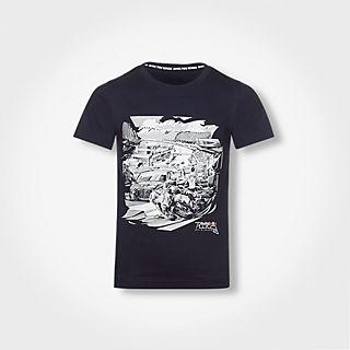 Spielberg Sketch T-Shirt (RRI18003): Red Bull Ring - Project Spielberg spielberg-sketch-t-shirt (image/jpeg)