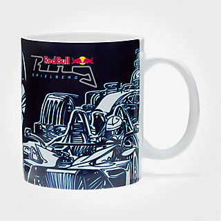 Spielberg Sketch Mug (RRI18012): Red Bull Ring - Project Spielberg spielberg-sketch-mug (image/jpeg)
