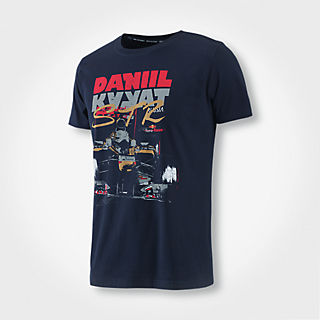 Daniil Kvyat Driver T-Shirt (STR14035): Scuderia Toro Rosso daniil-kvyat-driver-t-shirt (image/jpeg)