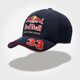 Max Verstappen Driver Cap (STR15015): Scuderia Toro Rosso max-verstappen-driver-cap (image/jpeg)