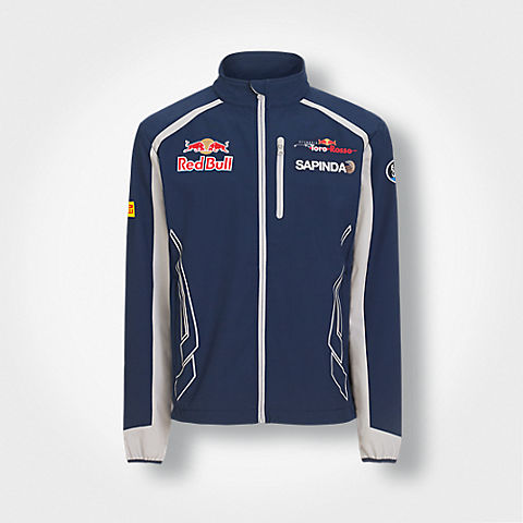 Official Teamline Softshell Jacket (STR16001): Scuderia Toro Rosso official-teamline-softshell-jacket (image/jpeg)